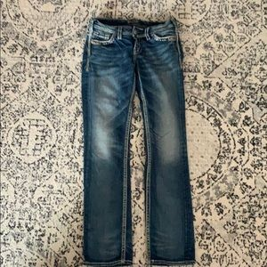 Silver Jeans 27/32